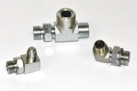 mix of standard and special fittings